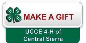 Donation 4-H Central Sierra