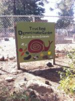 Truckee Demonstration Garden Tour
